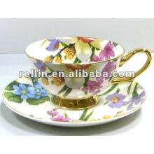Tasse à thé chinoise de porcelaine de bonne qualité