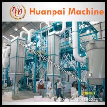 Automatic flour production line