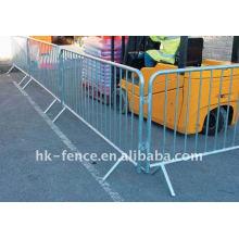 Barrière de contrôle de foule de haute qualité / barrières de sécurité / barrières de circulation