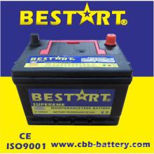 Venta al por mayor de la batería del coche de la batería auto 58500mf 12V 50ah