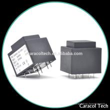 Transformador AC AC EI 33 encapsulado
