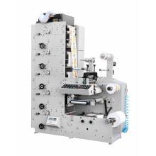 Збс-450 многоцветные этикетки (логотип) печатная машина flexo