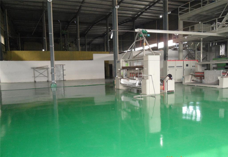 Solvent-free Epoxy coating