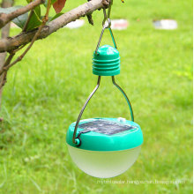Portable 7LED Solar Camping Light Solar Emergency Hanging Lamp