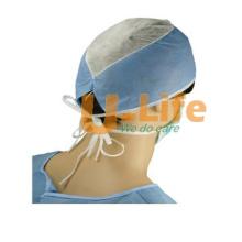 Крышка хирурга с галстуком