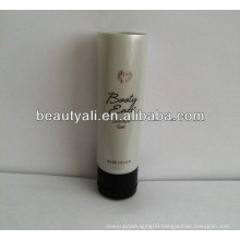 plastic tube cosmetic tube pearlized white tube