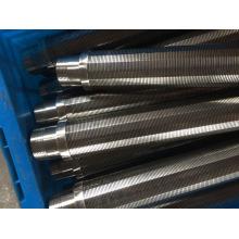 Elemento de alambre metálico de 500 micras para la estación de bombeo de refuerzo