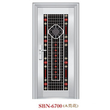 Stainless Steel Door for Outside Sunshine (SBN-6700)