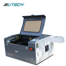Mini plastic plotting CO2 laser engraving machine