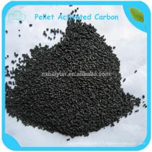 Carbone activé par colonne à base de charbon pour le système de filtration