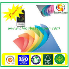 60g Color Uncoated Offset Paper