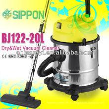Влажная и сухая электрическая вакуумная машина BJ122-20L Lovely Yellow
