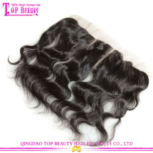 Factory wholesale price remy virgin ear to ear lace closures