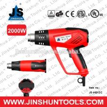 JS 2000W 220V Température Réglable Chaleur GunJS-HG12C
