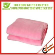 Promotional Coral Fleece Blanket