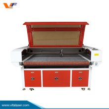 Automatic Feeding Cotton Material Laser Cutter