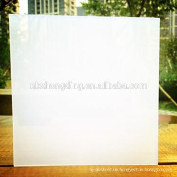 Polycarbonat-Platten Dachfenster-Diffusor-Panel
