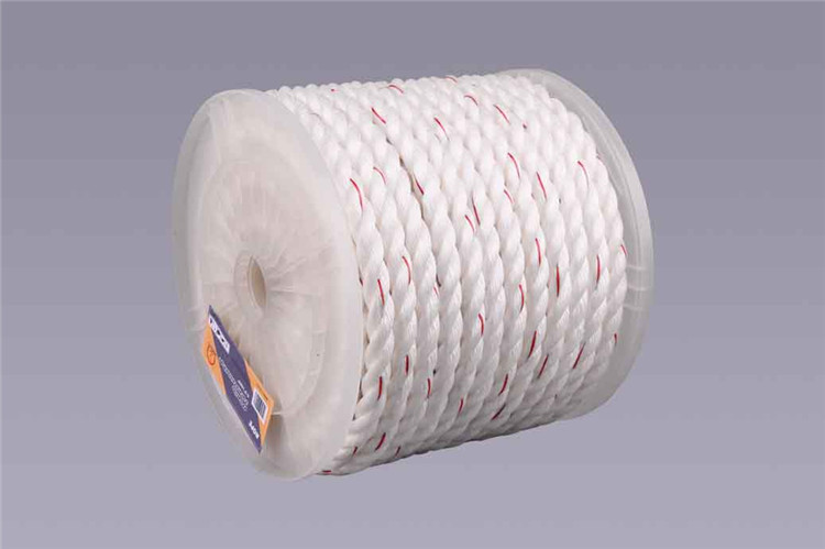 3 Strand Poly Dacron Combination Rope