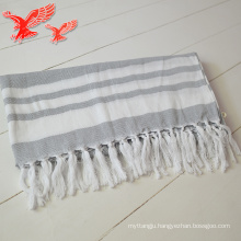 Factory Professionally Customized Turkish Towels With Fringe