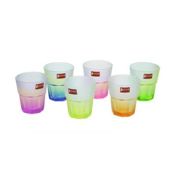 Hochwertige klare Wasser Glas Cup Sets Glaswaren Kb-Jh06167