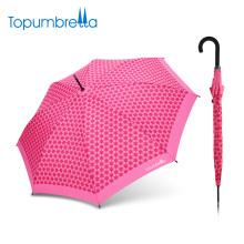 paraguas al por mayor del diseño impreso paraguas
