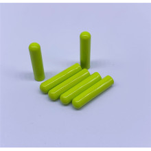 Green Flat Polyester Shoeslaces