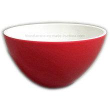 4inch Two Tone Round Melamine Dessert Bowl (BW7090)
