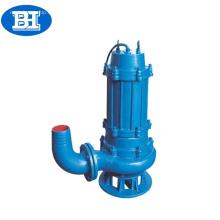 Bomba de agua sucia de aguas residuales sumergible QW