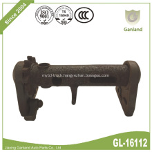 Cargo Trailer Cable Winch Weld On Raw Finish