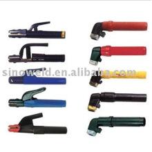 Soporte de electrodo de cable de soldadura