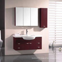 Melamine Surface Bathroom Vanity with Good Quality (SW-ML184)