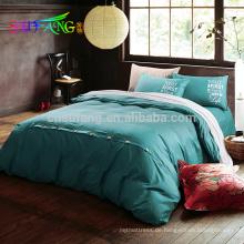 Baumwollbettwäsche der Baumwolle 800TC stellte Amazon-Lieferanten / Luxusbettwäsche ein, die für Hotel eingestellt wurde