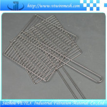 Stainless Steel BBQ Mesh Used in Canteen
