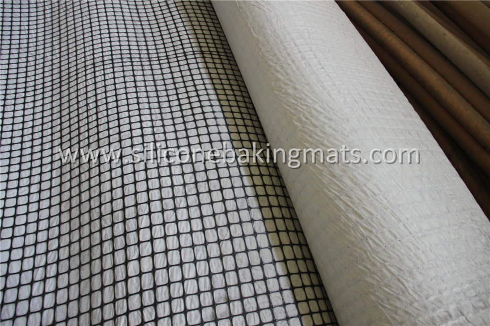 Biaxial Geogrid Geocomposite