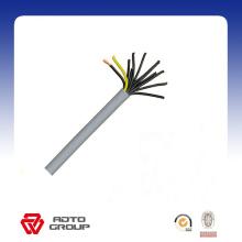 Câble de veste en caoutchouc flexible YZ / YZW