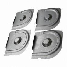 Parte de estampado de aluminio / acero inoxidable