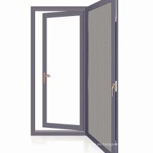 KHL88A Series Fly Screen Integrated Aluminum Swing Doors