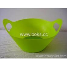 Plastic Salad Bowls With Handle