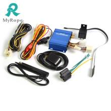 Отслеживание слежения за автомобилем GPS с помощью SMS или GPRS
