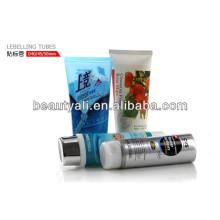 Tubes d'étiquetage en plastique