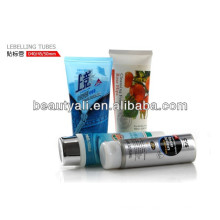 Plastic Labeling Tubes
