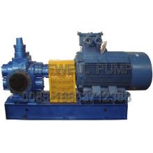 Pompe à engrenages à huile lourde homologuée CE KCB1800