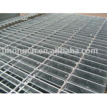 Galv grille à barres, grille de plancher galvanisé