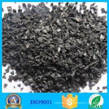 charbon actif de coquille d'abricot pour l'or de récupération