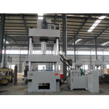 600 ton four column hydraulic press