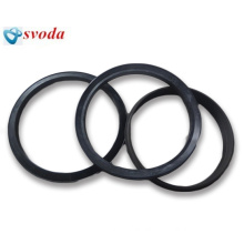 Black rubber o-ring for terex trucks spare parts