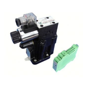 atos type AGAM hydraulic solenoid relief valve for footwear manufacturing ma