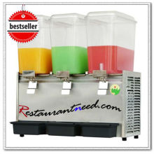 K685 54L Commercial Triple Head Dispensador de bebidas frías y calientes