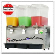 Distributeur de boissons chaudes et froides K685 54L à trois têtes