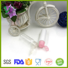 New design small cylinder 30ml plastic bottle for travel